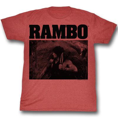 Rambo - Rambo Marine Shirts