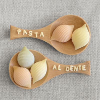 Pasta Al Dente I Art by  Chatelain