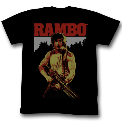 Rambo - Real Rambo Shirt