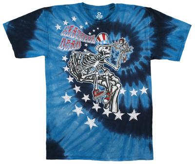 Grateful Dead - Uncle Sam I Am T-shirts