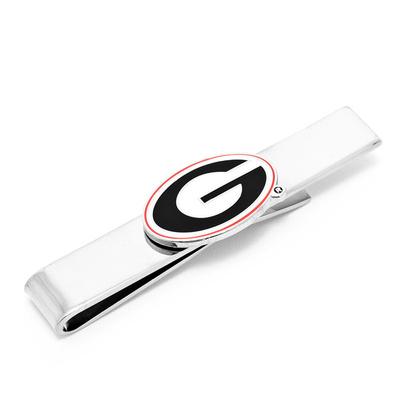 University of Georgia Bulldogs Tie Bar Novelty