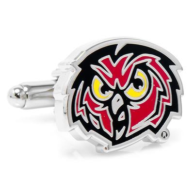 Temple University Owls Cufflinks Novelty