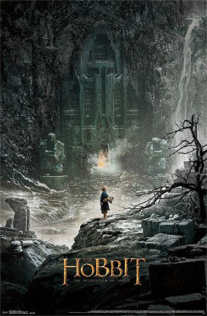The Hobbit 2 Desolation of Smaug One Sheet Posters
