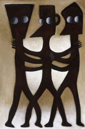 Untitled IV Limited Edition by Ephrem Kouakou