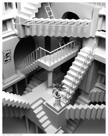 Stairs Series One Prints
