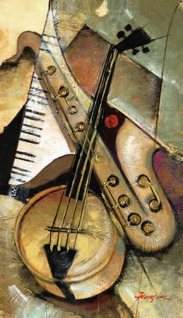 Musical III Prints by Essud Fungcap