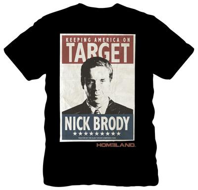 Homeland - Keeping America on Target Shirts