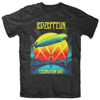 Led Zeppelin - Celebration Day Tシャツ