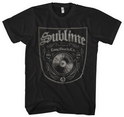 Sublime - Bottled in LBC T-shirts