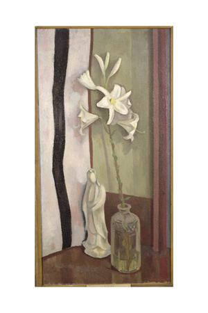 Lilies, 1917 Giclee Print by Roger Eliot Fry