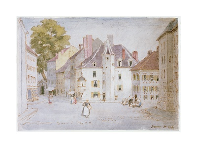 Beaune, 1902 Giclee Print by Roger Eliot Fry