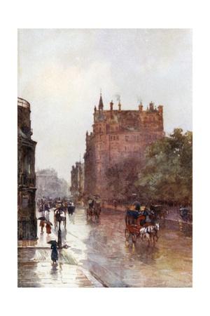 Isthmian Club, Piccadilly Giclee Print by Rose Maynard Barton