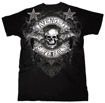 Avenged Sevenfold - Stars Flourish T-Shirt