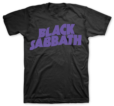 Black Sabbath - Logo T-Shirts