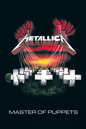 Metallica - Master of Puppets Billeder