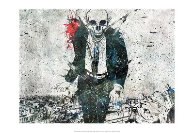 Remorse is for the Dead Print by Alex Cherry