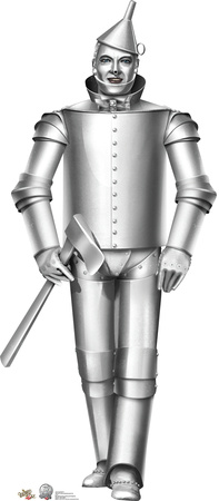 Tin Man - The Wizard of Oz 75th Anniversery Lifesize Standup Cardboard Cutouts