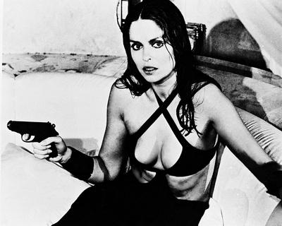 Barbara Bach, The Spy Who Loved Me (1977) Photo