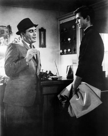Anthony Perkins, Psycho (1960) Foto
