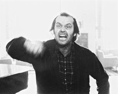 Jack Nicholson, The Shining (1980) Photo