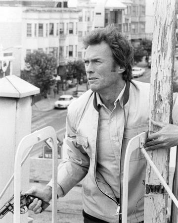 Clint Eastwood, Magnum Force (1973) Photo