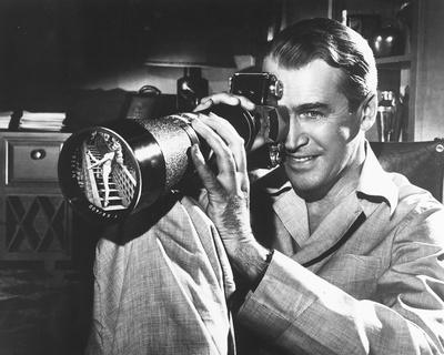 James Stewart, Rear Window (1954) Photo
