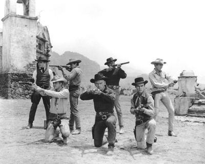 The Magnificent Seven (1960) Photo