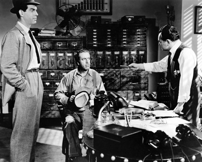 Fred MacMurray, Double Indemnity (1944) Photo