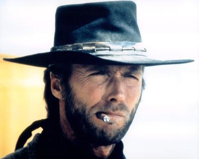 Clint Eastwood, High Plains Drifter (1973) Foto