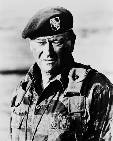 John Wayne, The Green Berets (1968) Photo