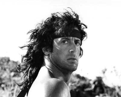 Sylvester Stallone, Rambo III (1989) Photo