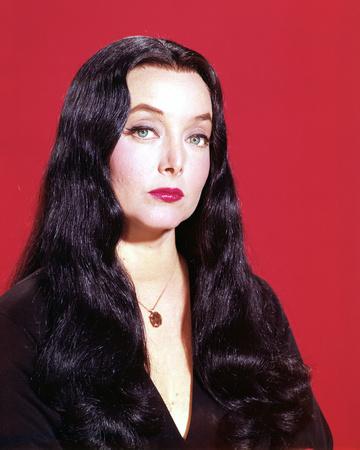 Carolyn Jones, The Addams Family (1964) Photo