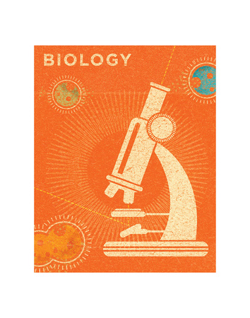 Biology Prints by John Golden