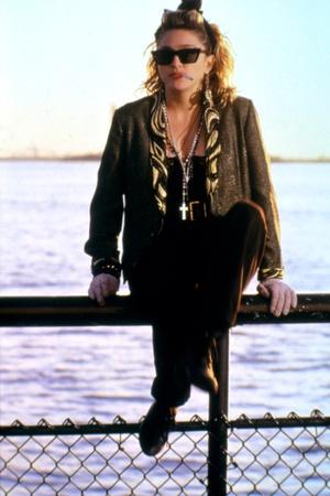 Desperately Seeking Susan 1985 Directed by Susan Seidelman Madonna Photo