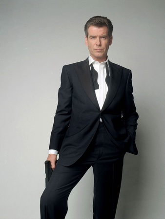 Tomorrow Never Dies 1997 Directed by Roger Spottiswoode Pierce Brosnan Photo