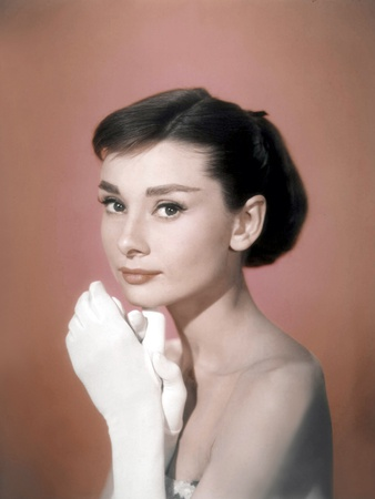 Funny Face 1957 Directed by Stanley Donen Audrey Hepburn Photo