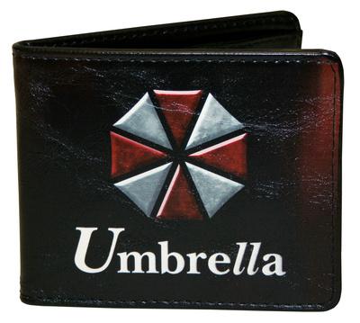 Resident Evil - Umbrella Leather Wallet Wallet