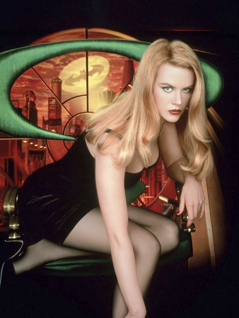 Batman Forever  De Joelschumacher Avec Nicole Kidman 1995 Photo