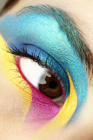 Tropical Eye Photographic Print by Sarah Silver