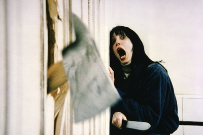 The Shining, Shelley Duvall, Directed by Stanley Kubrick, 1980 Photo