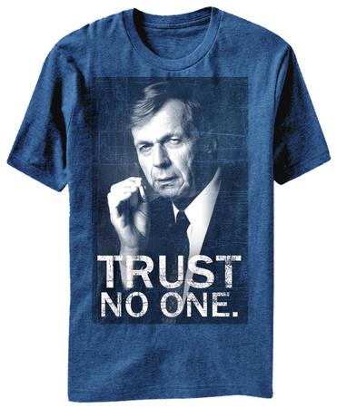 X-Files Cigarette Man T-Shirt