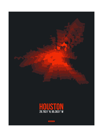 Houston Radiant Map 2 Art by  NaxArt