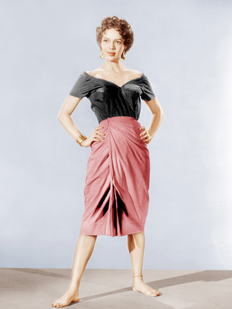 CARMEN JONES, Dorothy Dandridge, 1954. Photo