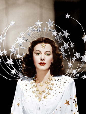Ziegfeld Girl, Hedy Lamarr, 1941 Photo