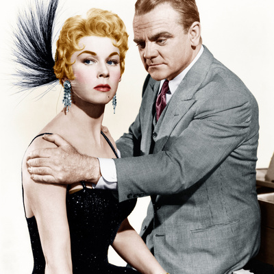LOVE ME OR LEAVE ME, from left: Doris Day, James Cagney, 1955 Photo