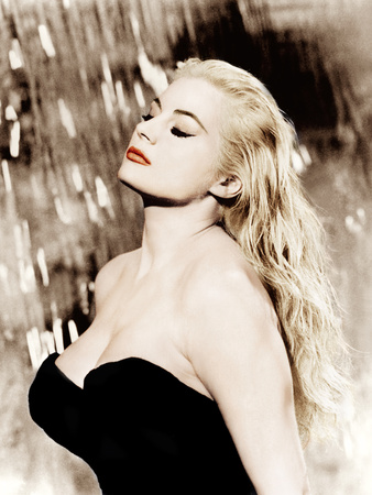 La  Dolce Vita, Anita Ekberg, 1960 Photo