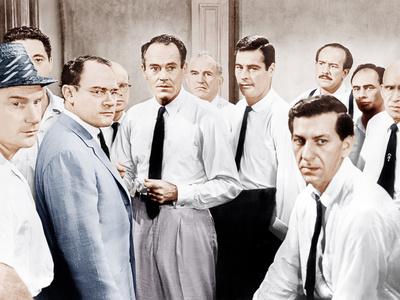 12 ANGRY MEN, (aka TWELVE ANGRY MEN) Photo