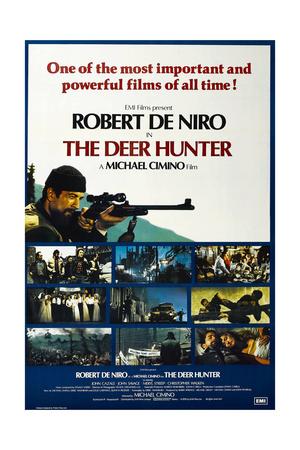 The Deer Hunter Posters