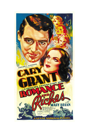 ROMANCE AND RICHES (aka THE AMAZING QUEST OF ERNEST BLISS) Posters