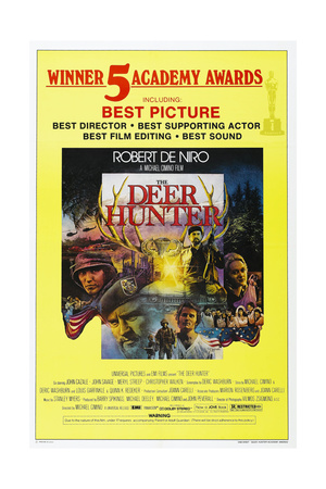 The Deer Hunter, 1978, © Universal/courtesy Everett Collection Prints